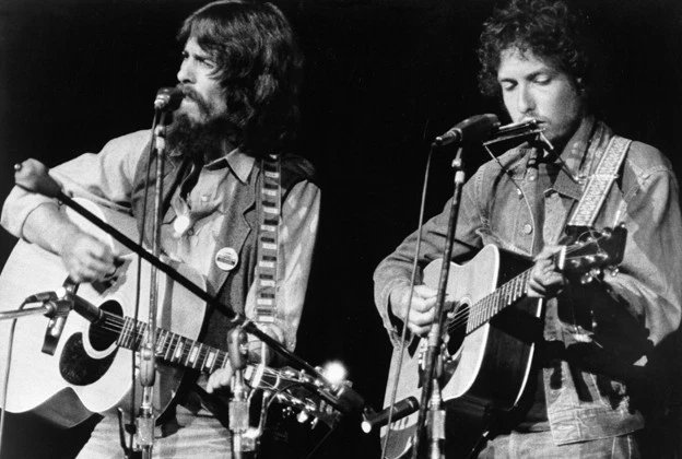 George's lyrics were, in my opinion, the most spiritually conscious of our time. Although George, in turn, usually referred to the lyrics of #BobDylan when trying to make a point or elucidate his own feelings. - #OliviaHarrison  #GeorgeHarrison <br>http://pic.twitter.com/GSDBL9JT8t