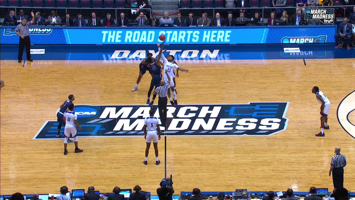 NCAA March Madness's photo on #FirstFour