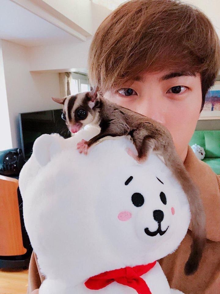 You are loved by Odengie, Eomuk and Jjangu, Jin because were an amazing friend to them. I am sorry you  had to go through this heartbreaks. Sending you all my love and hugs through the universe, hope you feel it. Remember, we love you always.   #WeLoveYouJin @BTS_twt<br>http://pic.twitter.com/89h2y7GgBv