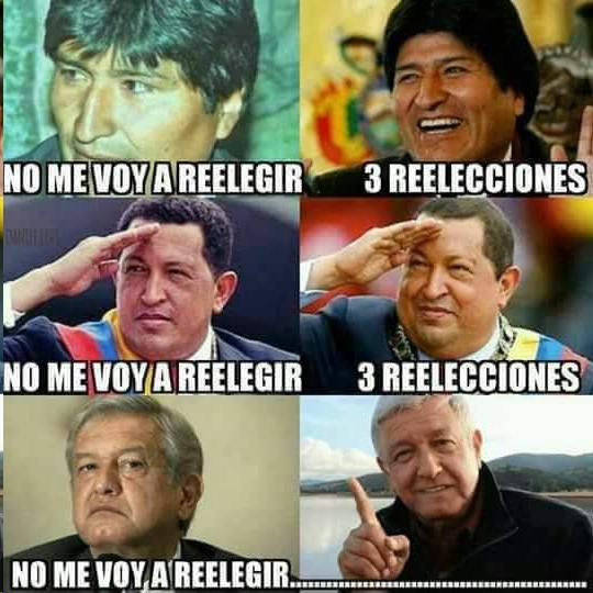 Pejefan's photo on #NiRevocacionNiReeleccion