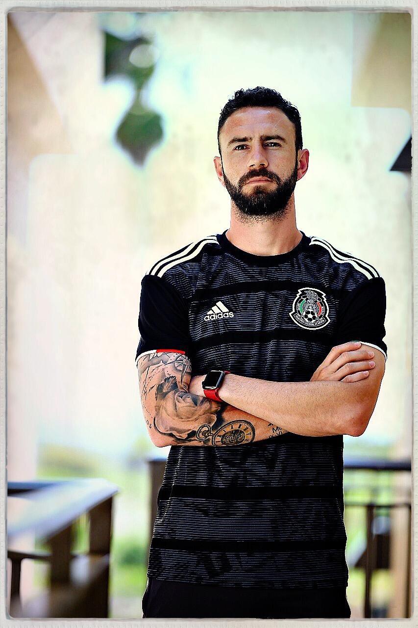 Camiseta México 2019