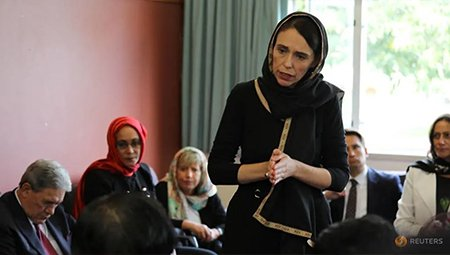 Griffith Asia Inst's photo on Jacinda Ardern