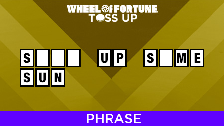 Wheel of Fortune's photo on #WheelOfFortune