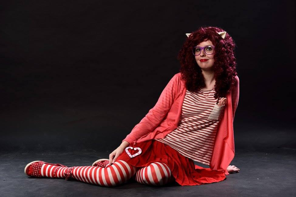I cosplayed as your favorite MLP character, Twist! Yes, she IS your favorite character. #MLPCosplay #MyLittlePony #FriendshipIsMagic #MLPFIM #Brony #Cosplay #Cosplayers<br>http://pic.twitter.com/q8HmuUAvja
