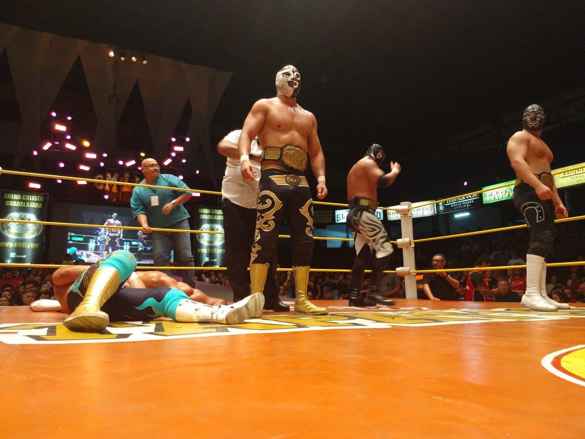 CMLL: Una mirada semanal al CMLL (Del 14 al 20 de marzo de 2019) 20
