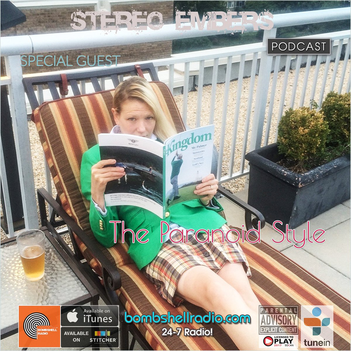 test Twitter Media - Join Us! https://t.co/cO7KP84sjU  Stereo Embers:The Podcast   New Shows  @EmbersEditor  Thursdays 2pm-3pm EST  This Week   Stereo Embers Magazine   Alex Green #Interviews  #StereoEmbers, #podcast, #RadioShow, #AlexGreen, #Alternative, #NewMusic, #Nowplaying , #BombshellRadio https://t.co/wz9sOXVRQb