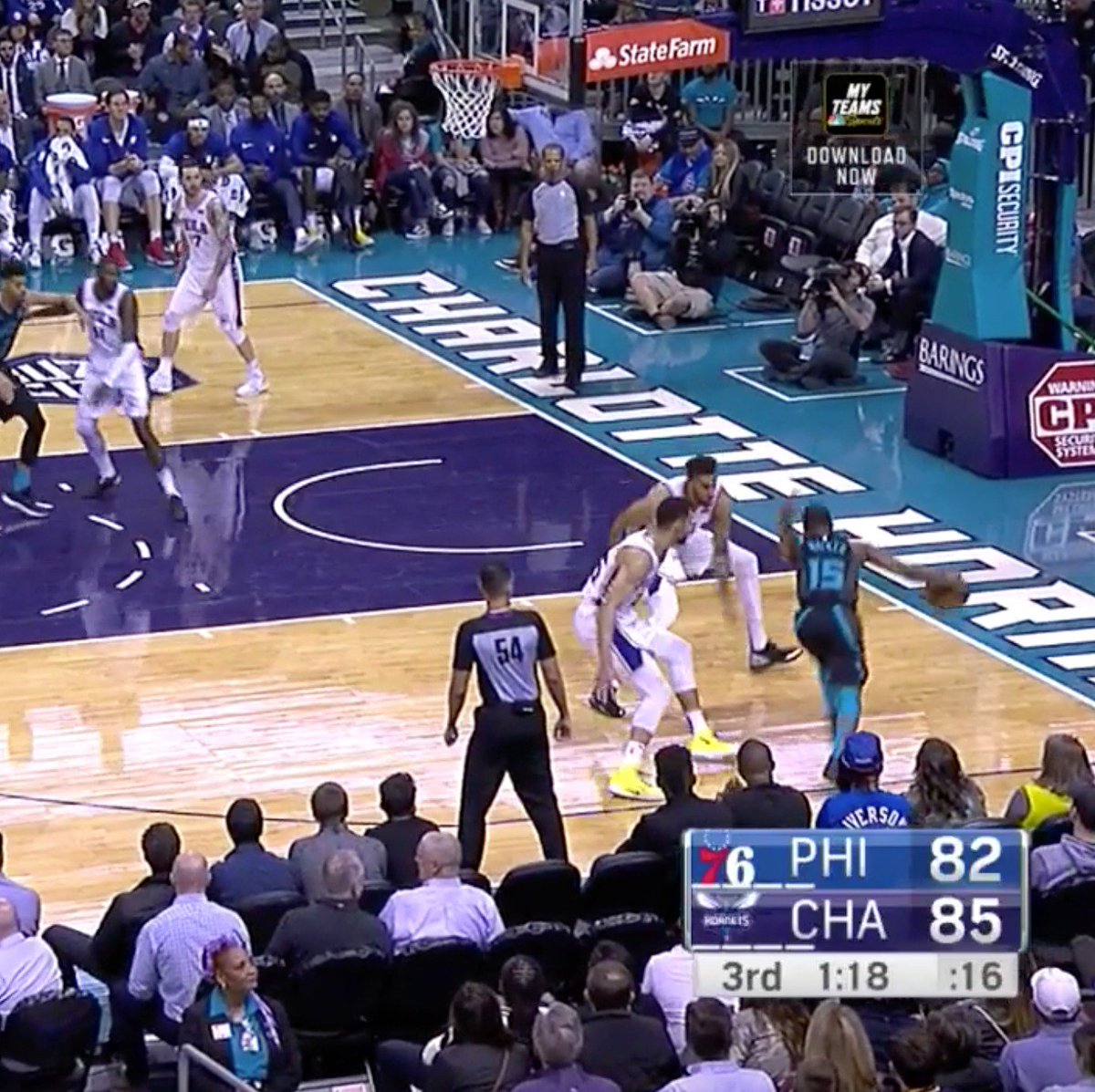 Kemba in March >>>