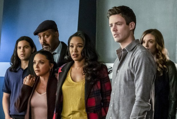 #TheFlash Recap: Grace Under Pressure — Plus, Did Nora Finally 'Fess Up? https://bit.ly/2Fottzy