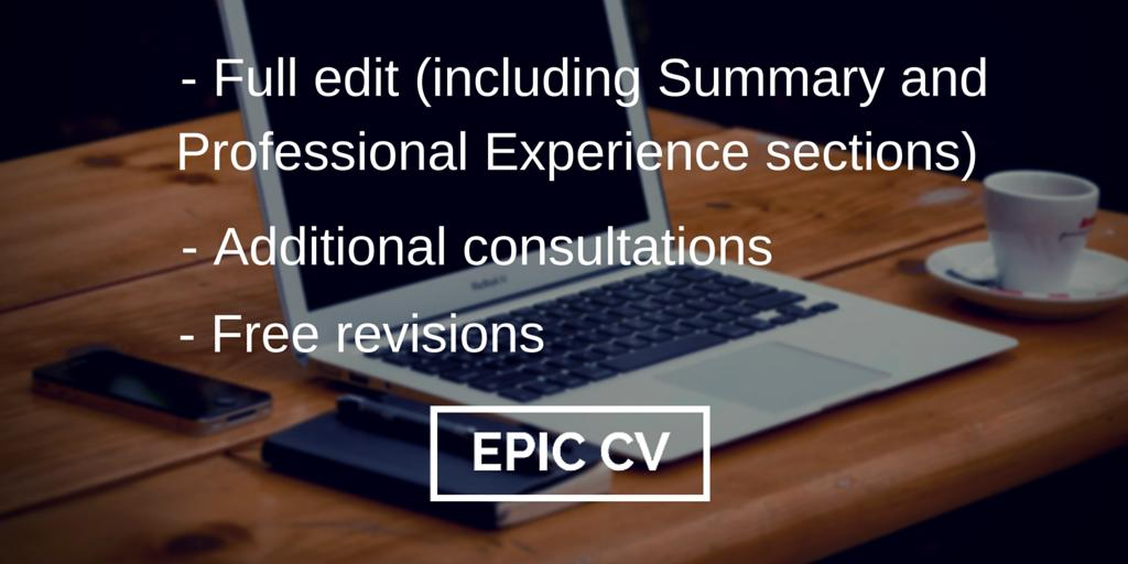 Try out my resume writing service on #Fivver. Check reviews at  https://www. fiverr.com/epiccv/profess ionally-create-or-rewrite-your-resume &nbsp; … <br>http://pic.twitter.com/b09aF9Y8fe
