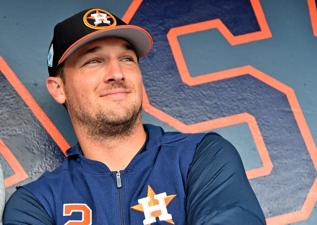 MLB Trade Rumors's photo on Alex Bregman