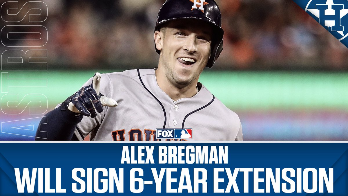 FOX Sports: MLB's photo on Alex Bregman