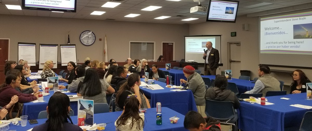 #ParentVoice in #LCAP process as we review stakeholder input and prioritize goals, actions, &amp; services #EUHSDTeam #EUHSDFutureReady @EUHSD @DelLagoAcademy @ehscougars @OrangeGlen @SanPasqualHS @vhsgrizzlies @CCEECA<br>http://pic.twitter.com/yFdXhL9hTQ &ndash; à Escondido Union High School District