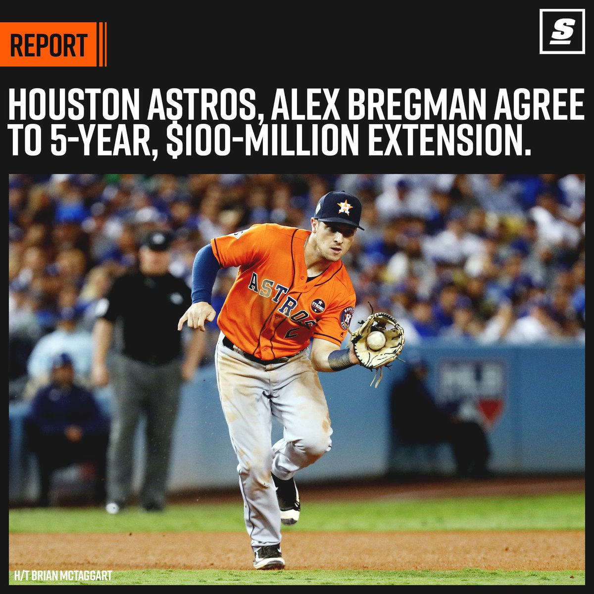 theScore's photo on Alex Bregman