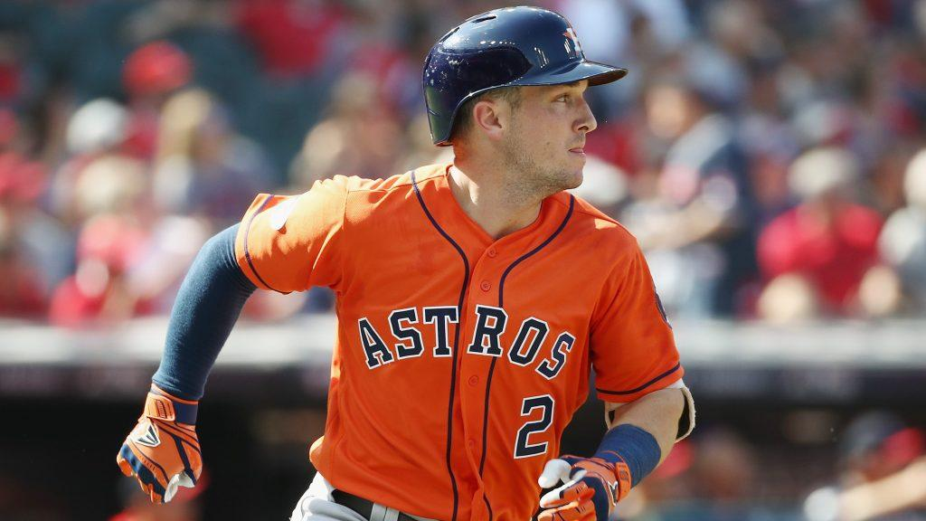 NBC Sports's photo on Alex Bregman