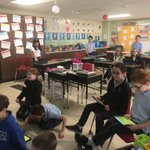 Image for the Tweet beginning: Fun rounds of #Kahoot to