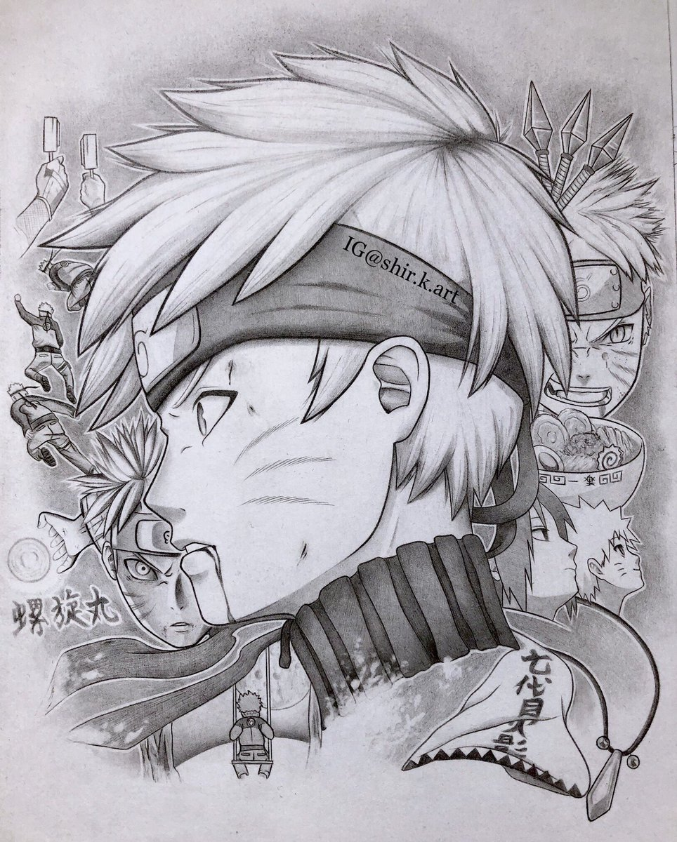 Original drawing naruto uzumaki🍥 hope you like it naruto