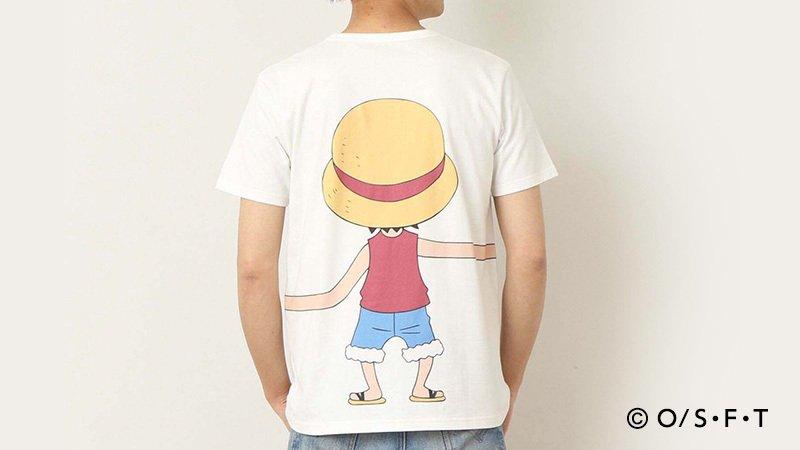 862d04159145a ... 子供サイズ商品URL:http   bit.ly 2TRorDV  みんなで着ればひとつなぎのTシャツ  ベルメゾンつながるTシャツ  ルフィ   ワンピースpic.twitter.com DLSpDeF4x0