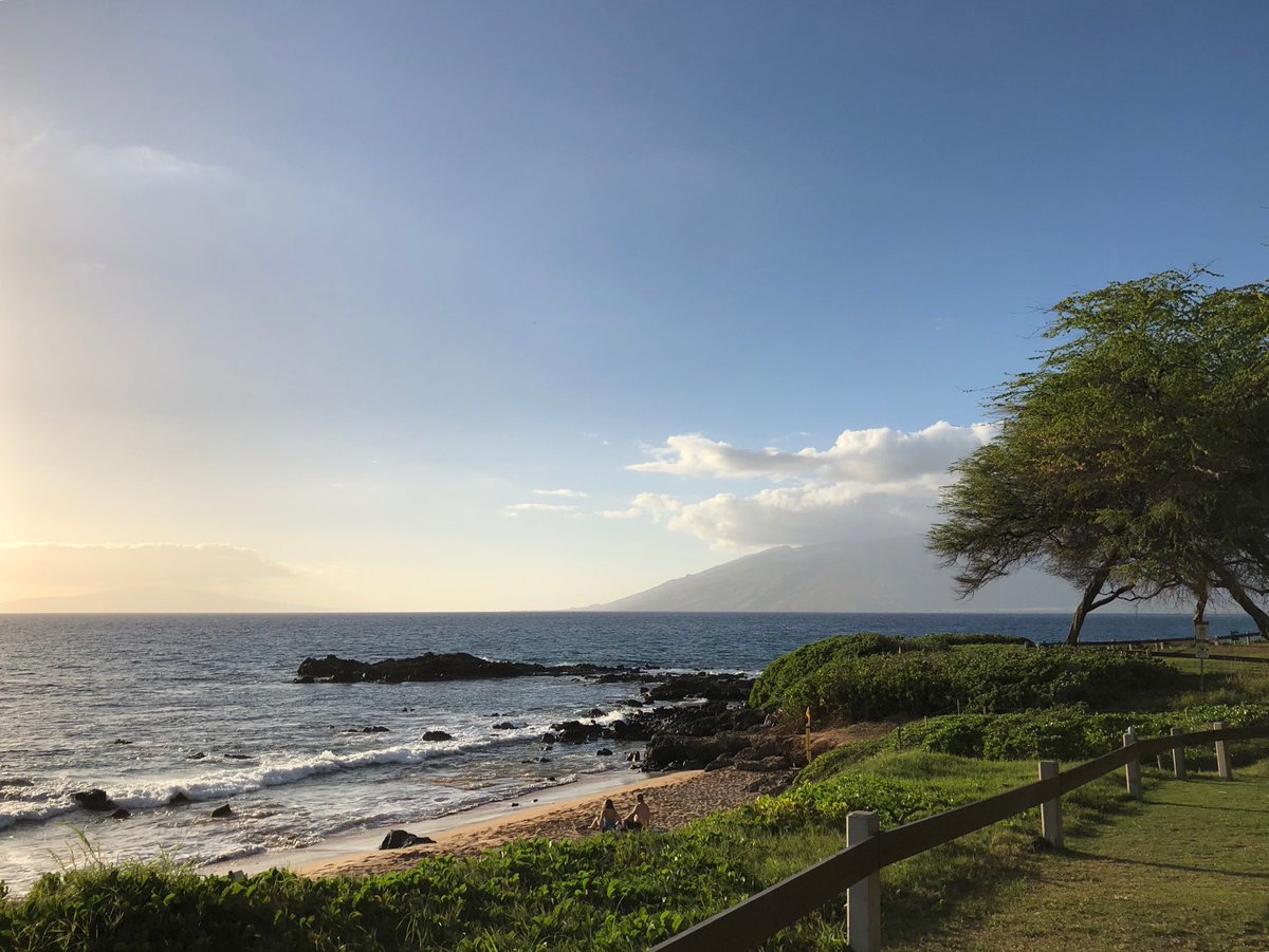 test Twitter Media - Clear and beautiful in Kihei. #cmweather #maui https://t.co/T2t7km6nzn