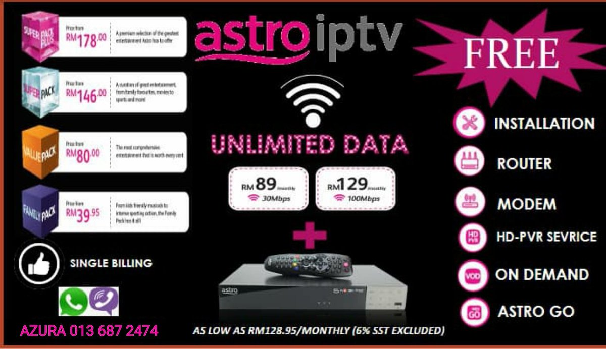AstroIPTv tagged Tweets and Download Twitter MP4 Videos | Twitur