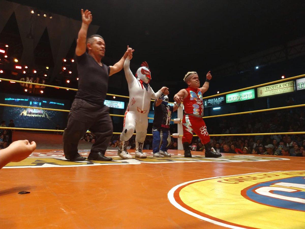 CMLL: Una mirada semanal al CMLL (Del 14 al 20 de marzo de 2019) 19