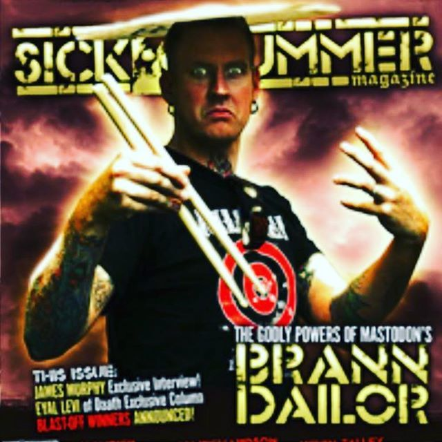 Happy Birthday Brann Dailor.