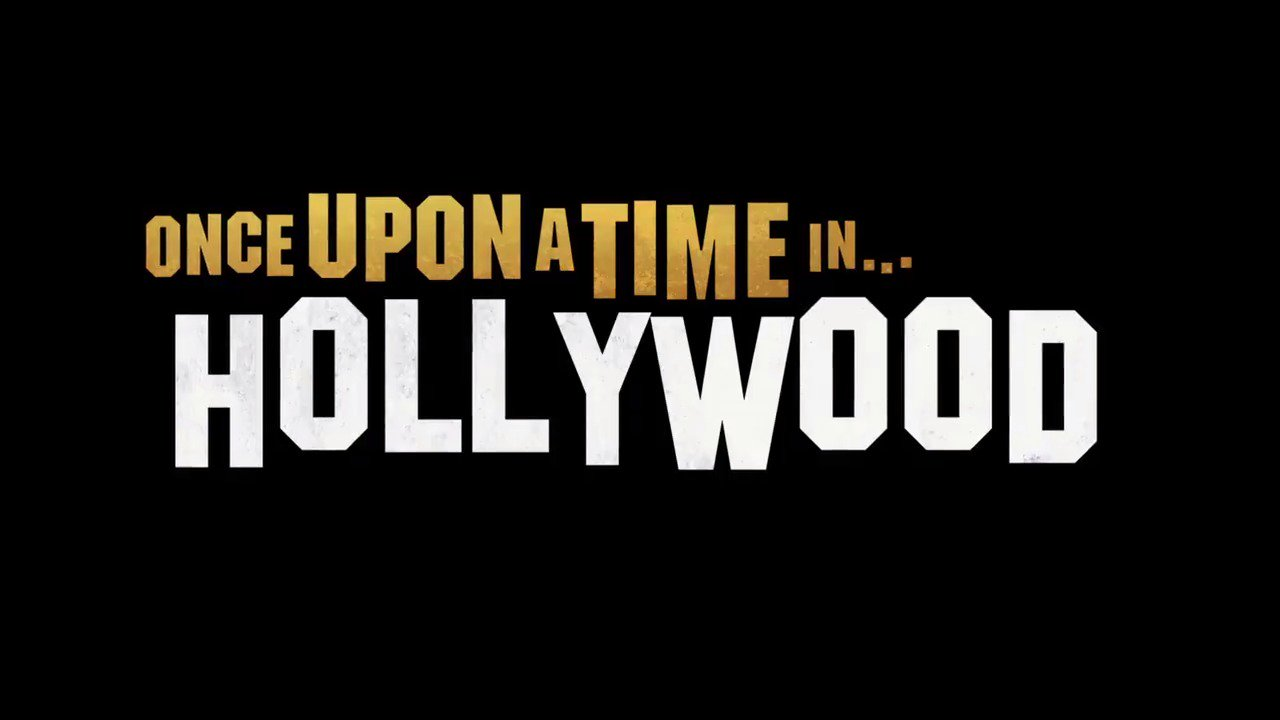 Experience a version of 1969 that could only happen #OnceUponATimeInHollywood – the 9th film from Quentin Tarantino. https://t.co/AuNpgTMUmE
