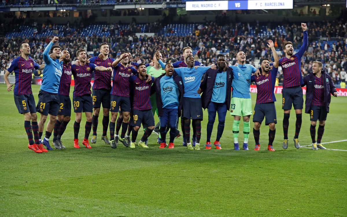 FC Barcelona's photo on #InternationalDayOfHappiness