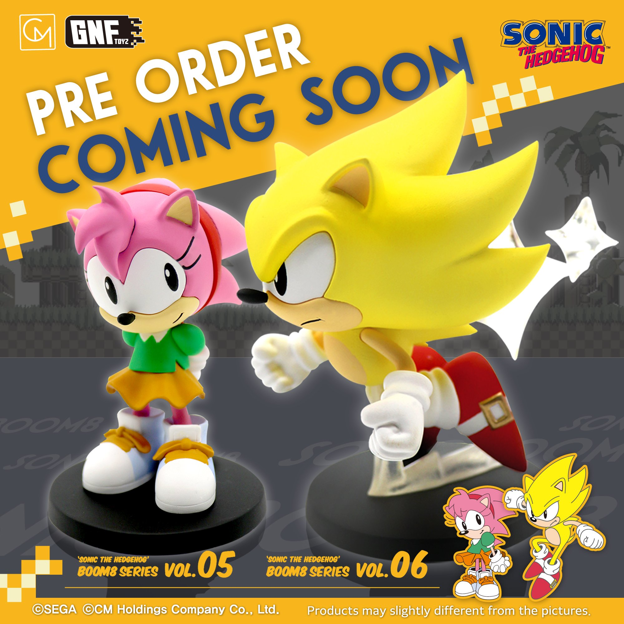 Gnftoyz On Twitter New Boom8 Series Pre Order Coming Soon Share Follow Sonic Sonicthehedgehog Amy Supersonic Sega Figure Boom8 Gnftoyz Spiderkwak F4f First4figures Https T Co Fagnzvj6bc