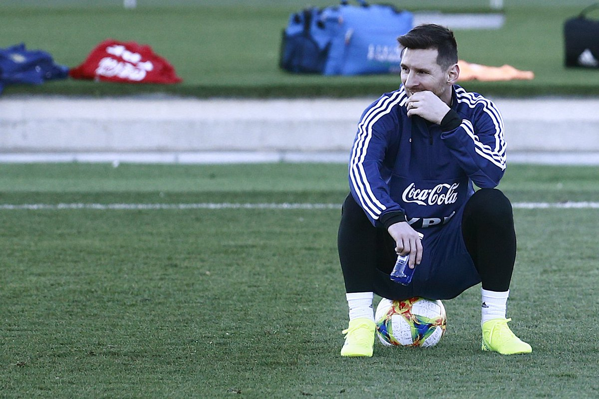 Squawka News's photo on Messi
