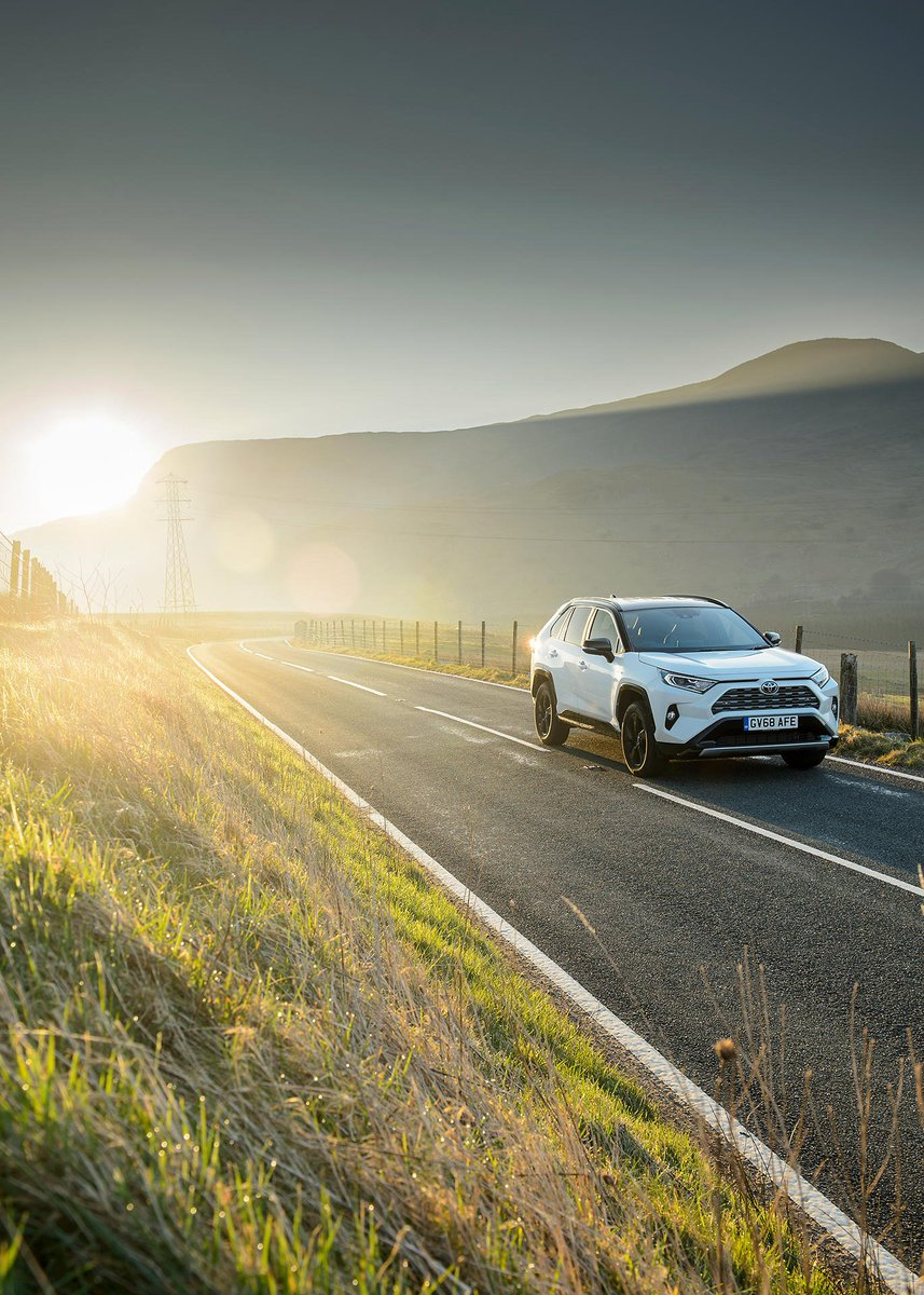 Freedom. #RAV4 https://t.co/0QOu6WRm8I