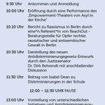 Image for the Tweet beginning: Der Beirat für Integration und