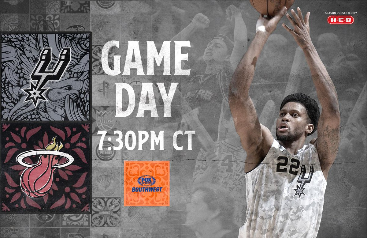 Closing out the homestand with the 2019 Military Appreciation Night presented by @USAA!  #GoSpursGo <br>http://pic.twitter.com/kyBGmw2Z6T