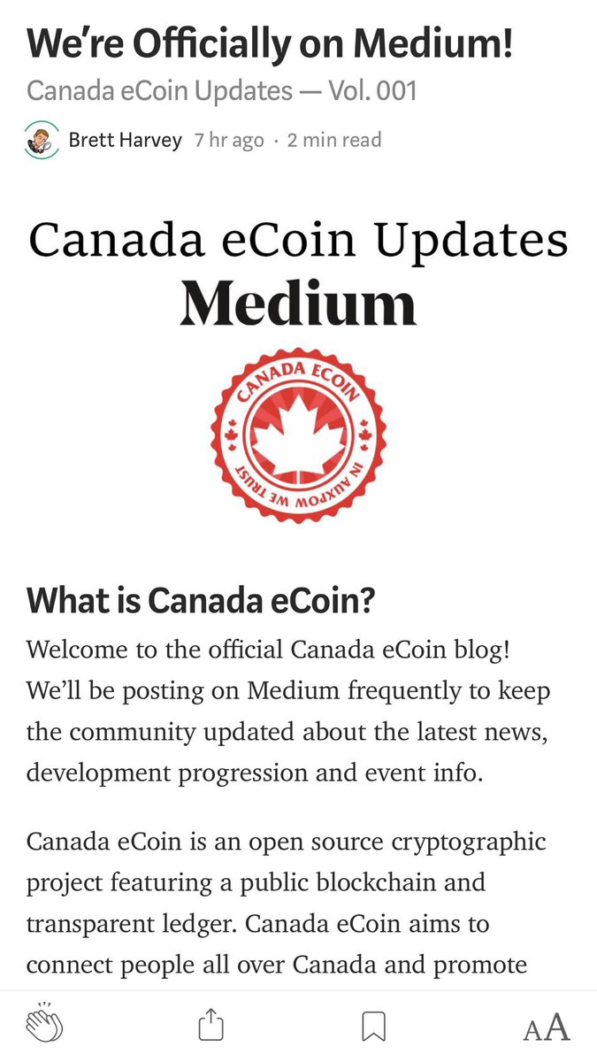canada ecoin cryptocurrency