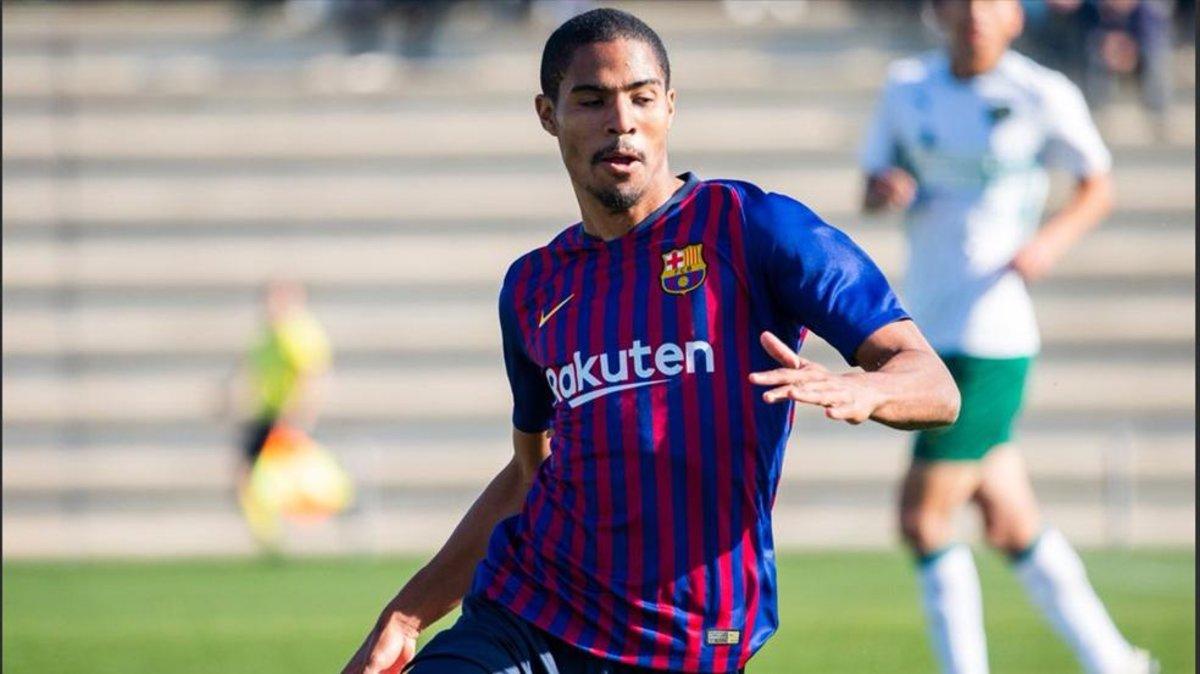 #FCB 🔵🔴   Gabriel Novaes irá convocado contra el Ebro http://bit.ly/2TONPL5