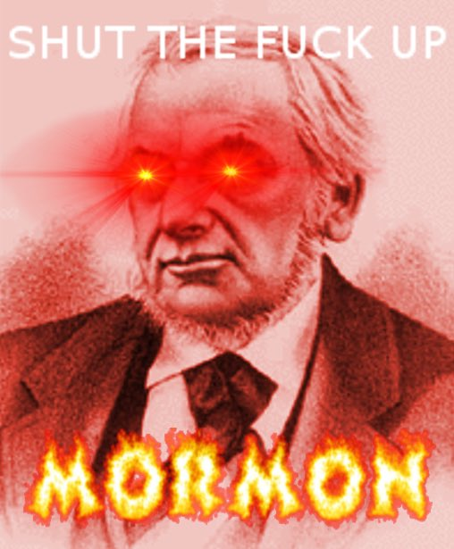 To fuck mormon how a How to
