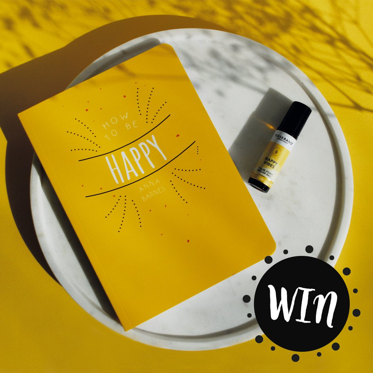 ✨ #CompetitionTime ✨  This #internationaldayofhappiness we want to help turn up the joy by giving you the chance to #win 1 of 3 little bundles of sunshine ☀️  ➡️ Simply RT and make sure you're following us & @Summersdale to enter. UK only. Ends 9am 22.3.19 ⬅️