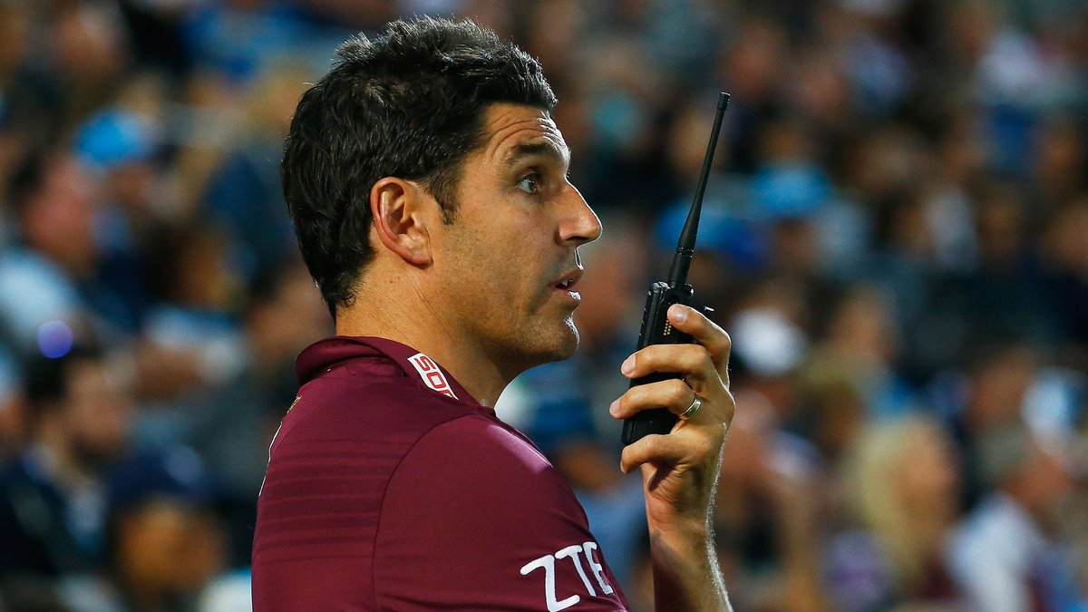 Guess who's back?!  Trent Barrett to make coaching return with NSW Blues  https://t.co/QhGpfSs7s3 #NRL https://t.co/zm6DG6Src7