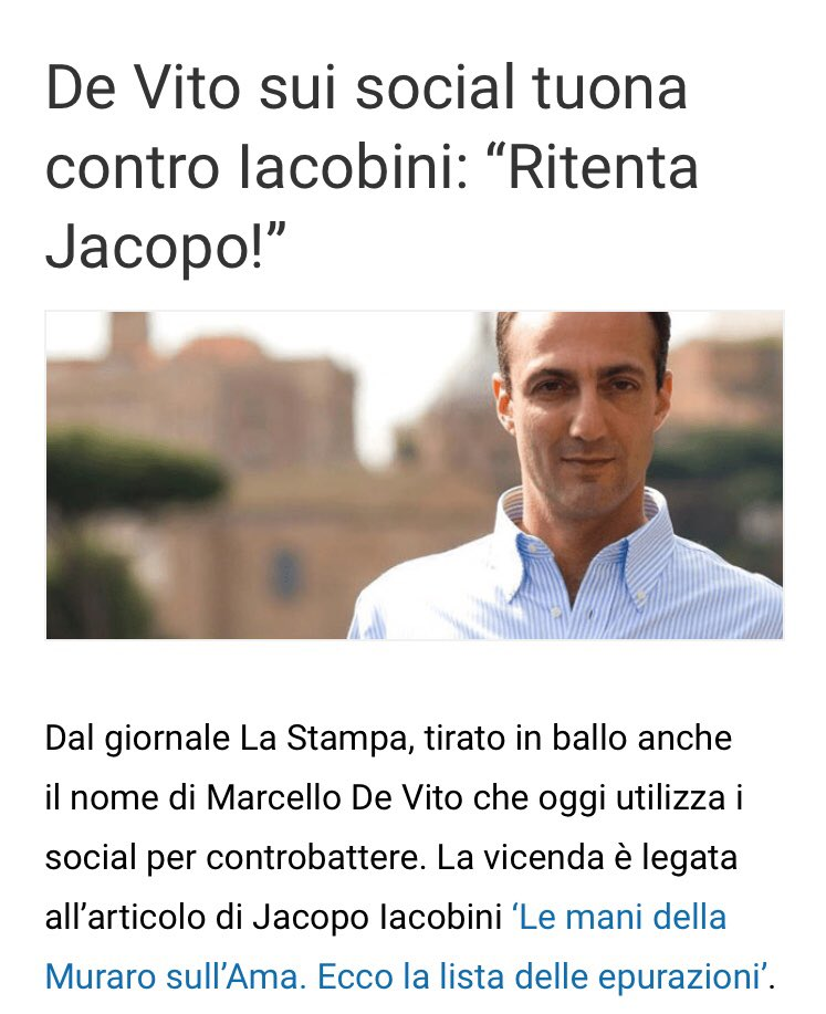jacopo iacoboni's photo on De Vito