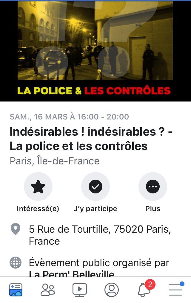 📣Après avoir censuré @RokhayaDiallo , la maire du #20eme , @f_calandra, interdit la diffusion d'un film traitant des violences policières et fait honte à notre arrondissmt!   La majorité @PCFparis20 / @EELV_Paris / @Generations20e combien de couleuvres allez-vous encore avaler ?