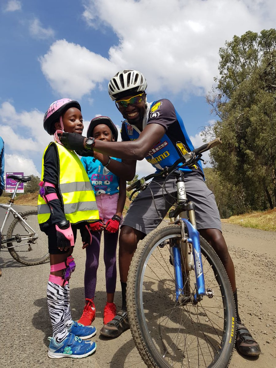 Are you coming with your family during our next ride on the 30.3.2019? If so, protect their delicate heads. Get them helmets. Better safe than sorry! @PRSA_Roadsafety @SafeDrivingKE @kenyancyclist @EstherPassaris @PSCharlesHinga @ntsa_kenya @KenyanTraffic @TeamVeloNos @Ma3Route