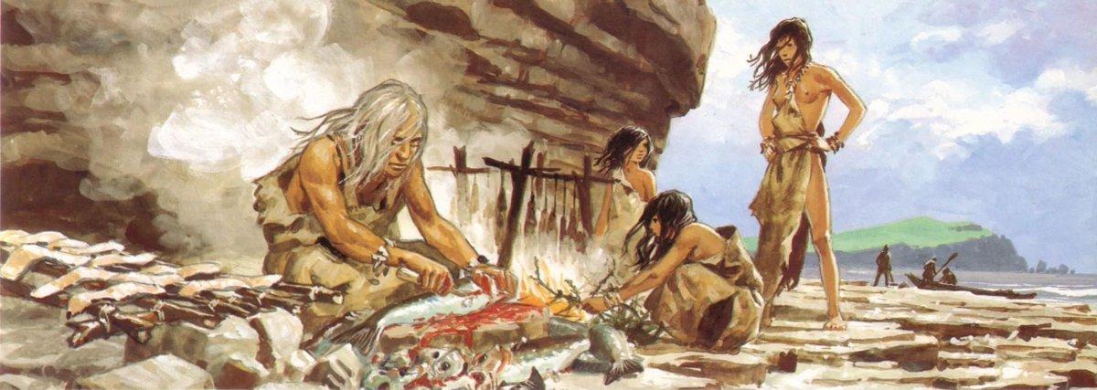 Доисторические женщины картинки