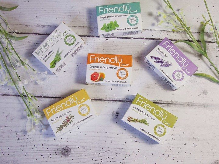 This month we have teamed up with @friendlysoapltd to give away 3 Friendly Vegan soap bundles! Simply Follow &amp; RT for your chance to #Win! #FriendlySoap #VeganBeauty #WinItWednesday (soaps will be picked at random)<br>http://pic.twitter.com/6KV8QgKaqO