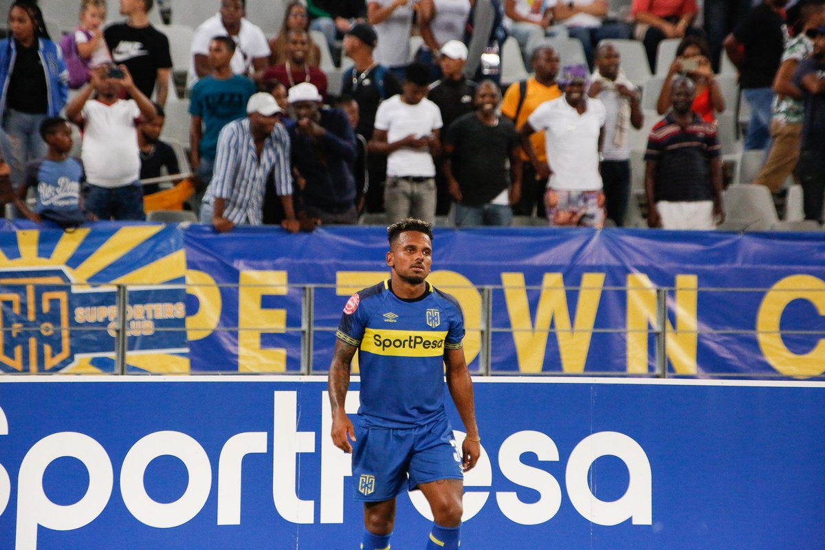 🔟 Days to #MonateMpolayeNite  The count down to #NedbankCup2019 clash with Kaizer Chiefs has began.  🏟️ Mbombela Stadium  #iamCityFC 💥💙