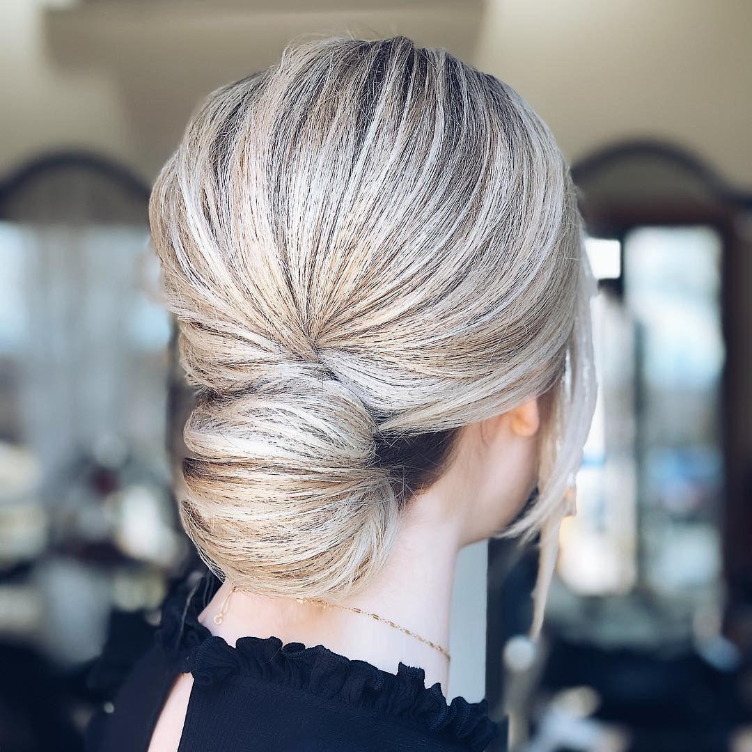 Very neat by IG @hairandmakeupbysteph  https://buff.ly/2Y6FgK3 #hair #haircolor #haiestyle 😍 👌 👍