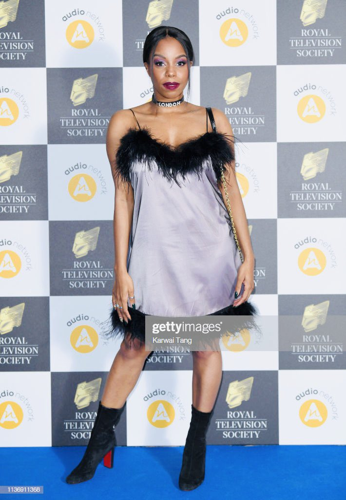 I went to the RTS awards last night! #DontHateThePlayaz was up for an award, we didn't win! (We lost to The Last Leg) but I did win The Lifetime Achievement Award for being proper Fit! I want to thank my fans and Rosé and lemonade for the confidence to pull off this look  <br>http://pic.twitter.com/rv3yU3tAI7