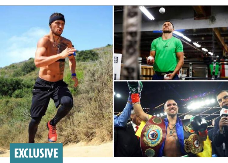 Pound-for-pound king @VasylLomachenko vows to keep his 'dream' of unifying the lightweight division alive, after Richard Commey pulled out and @ant_crolla came in  Exclusive interview here - https://www.thesun.co.uk/sport/boxing/8669146/vasyl-lomachenko-unifying-lightweight-richard-commey/ …