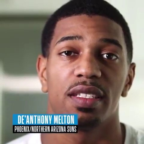 Northern Arizona Suns rookie De'Anthony Melton partnered with @KPShare to share how board games help him maintain his competitive nature in and outside of the basketball court #NBAFIT #IThriveSeries