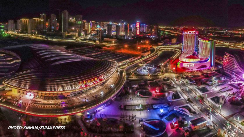 """Beijing is driving ahead with the """"deradicalization"""" of Urumqi, a city of 2.2 million in China's far northwest, uprooting the Uighur minority and its culture there as the country invests billions to rebuild old Silk Road trade routes. http://on.wsj.com/2U4lakQ"""