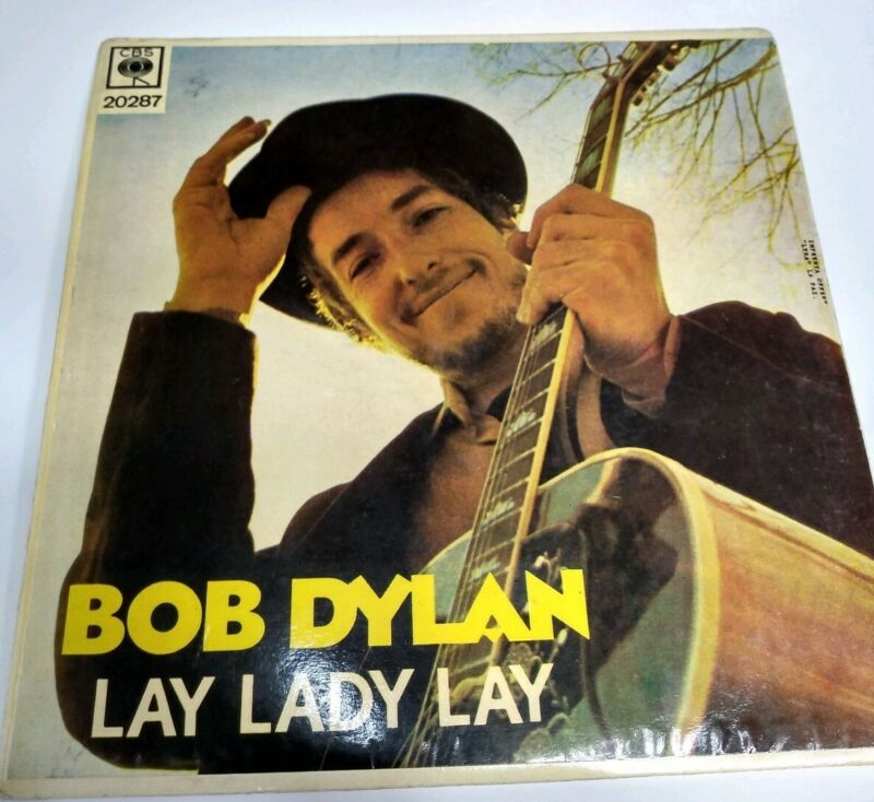 Rare Record  Lay Lady Lay 33 Rpm 7&quot; Vinyl Cbs Lyra La Paz Bolivia   http:// rover.ebay.com/rover/1/711-53 200-19255-0/1?ff3=4&amp;pub=5575170770&amp;toolid=10001&amp;campid=5337863042&amp;customid=&amp;mpre=http%3A%2F%2Fwww.ebay.com%2Fitm%2FRARE-RECORD-BOB-DYLAN-LAY-LADY-LAY-33-RPM-7-VINYL-CBS-LYRA-PAZ-BOLIVIA-%2F283412584735 &nbsp; …   #BobDylan <br>http://pic.twitter.com/mbTVkEvDWh