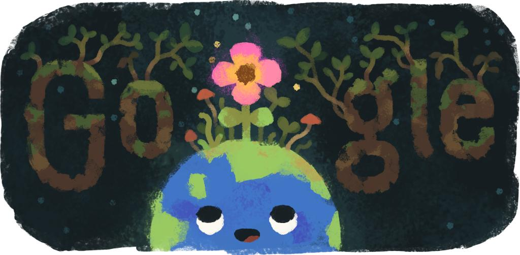 This just in in the Northern Hemisphere: Happy Spring 2019! #GoogleDoodle <br>http://pic.twitter.com/R8Q2d1n1Pp